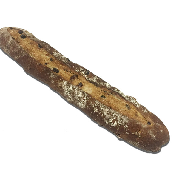 Walnut Raisin Demi 14 inches