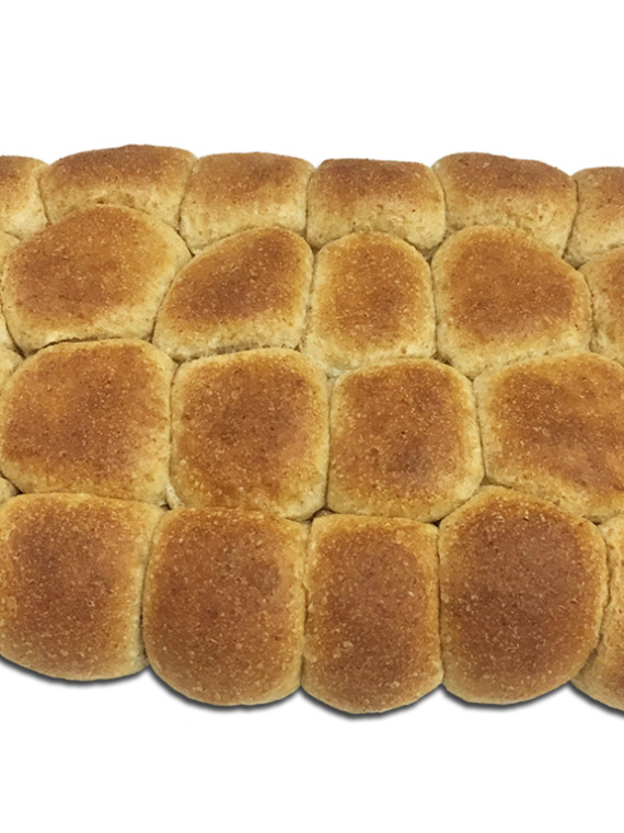 Whole Wheat Cluster Roll