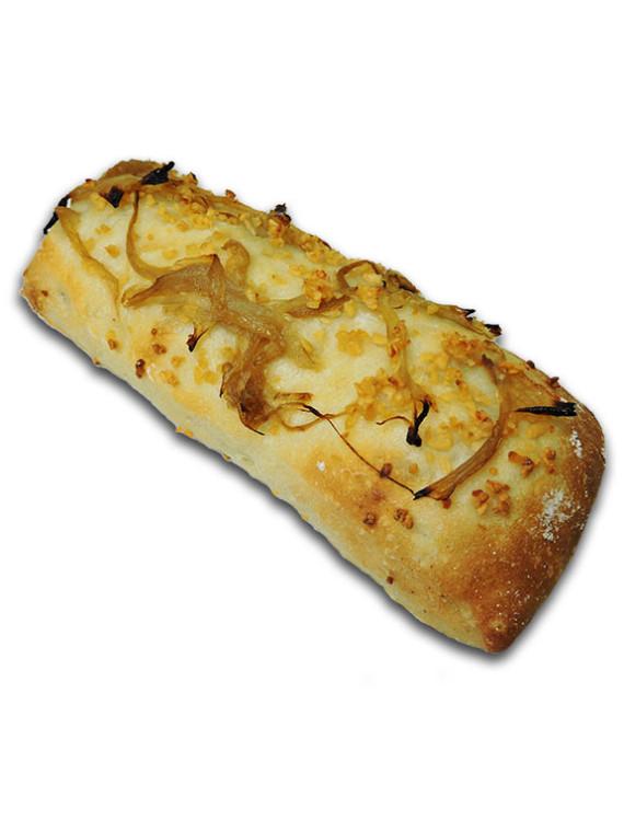 Garlic Onion Ciabattini 7 inch